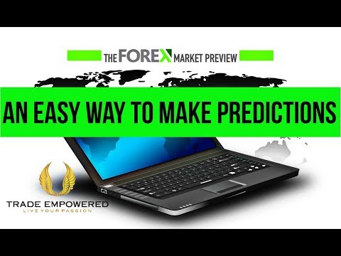 FOREX MARKET PREVIEW - An Easy Way To Make Predictions
