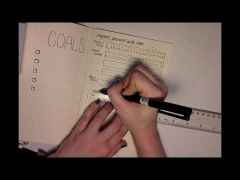PLAN WITH ME | Health & Habits 2019 | Bullet Journal Setup thumbnail
