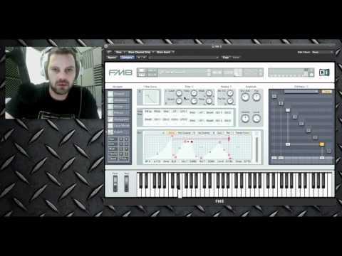 Chris Octane - FM8 Bass Sound Design Tips With Octane & DLR - 1/2