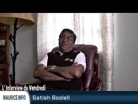 Maurice Info - L'Interview du Vendredi - Satish Boolell
