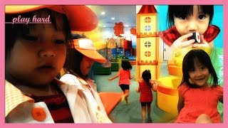 Fun time at Kid's Zone, AEON, Indoor Playground - Play Hard | Toy Joy Channel