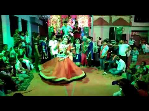Rohit Natraj Jhaki Kanpur 20/6/2018 Tin Radha Kishan Ki Jhaki