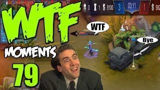 Mobile Legends WTF | Funny Moments Episode 79