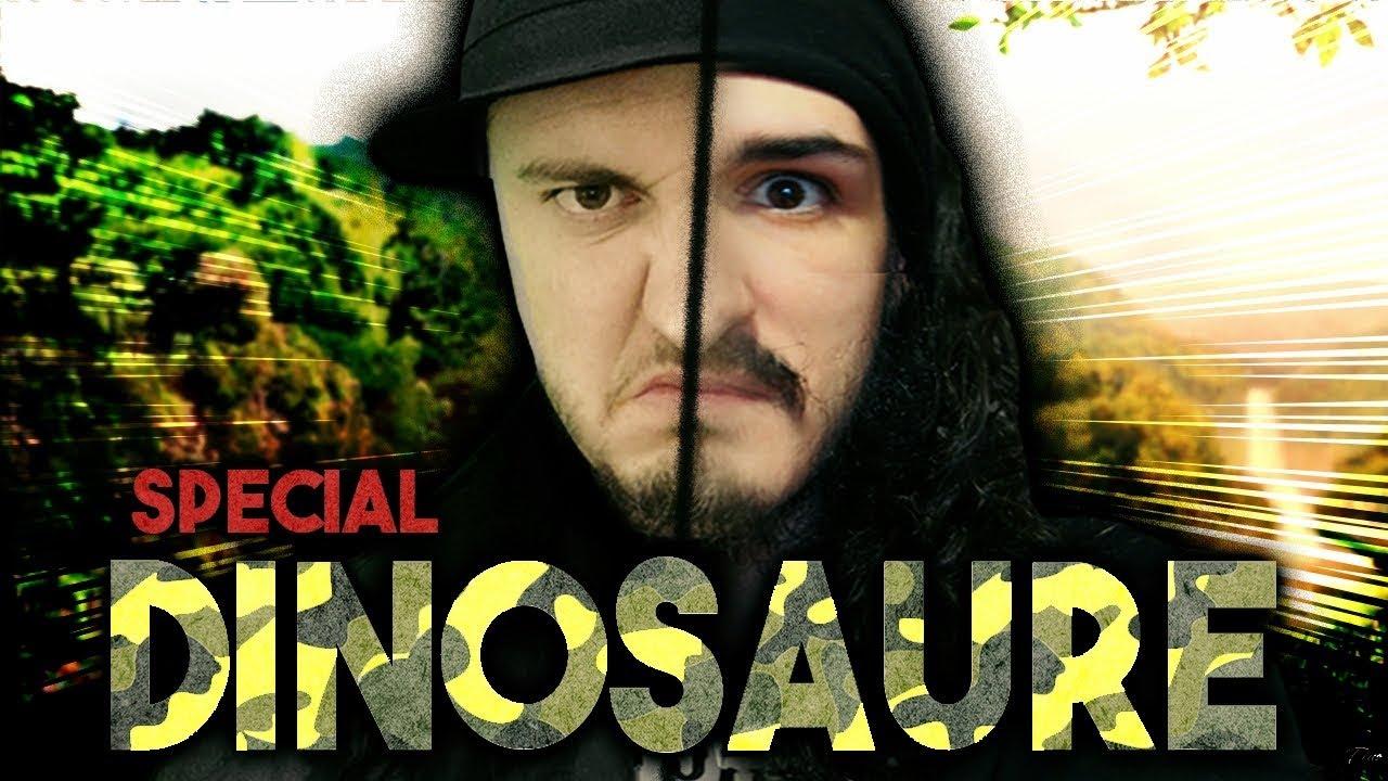Mini Test #8 - Le ARK LowBudget ... [ Dinosaur Hunt ] ( ft. Cédrik Jurassik )