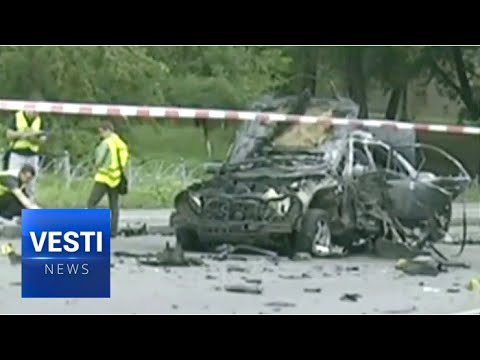 High-Ranking Intelligence Officer Blown up in Kiev