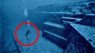 17 STRANGE Things Found Underwater Nobody Can Explain!