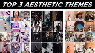 Top 3 INSTAGRAM THEMES You Should Try 🔥 Aesthetic IG Tips | DevanOnTech
