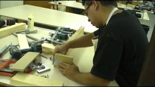 Industrial Woodworking Technician Program (464) Mohawk College, Stoney Creek Ontario