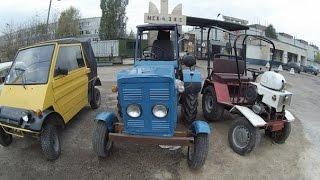 продаются  самодельные трактора