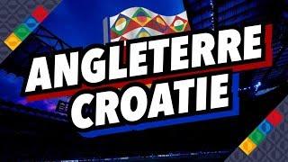 🔴LIVE FR I ANGLETERRE - CROATIE [UEFA NATIONS LEAGUE]