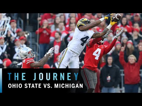 The Game: Ohio State vs. Michigan | Big Ten Football | The J