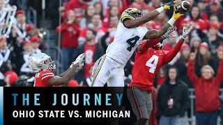 The Game: Ohio State vs. Michigan | Big Ten Football | The Journey