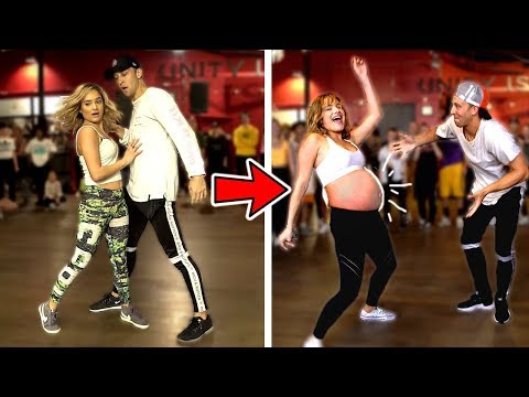 CHACHI & MATT STEFFANINA Dance Compilation