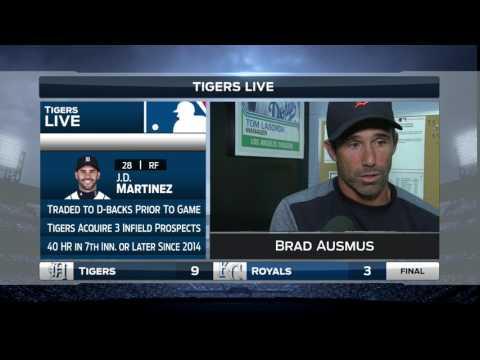 Tigers LIVE Postgame 7.18.17: Brad Ausmus