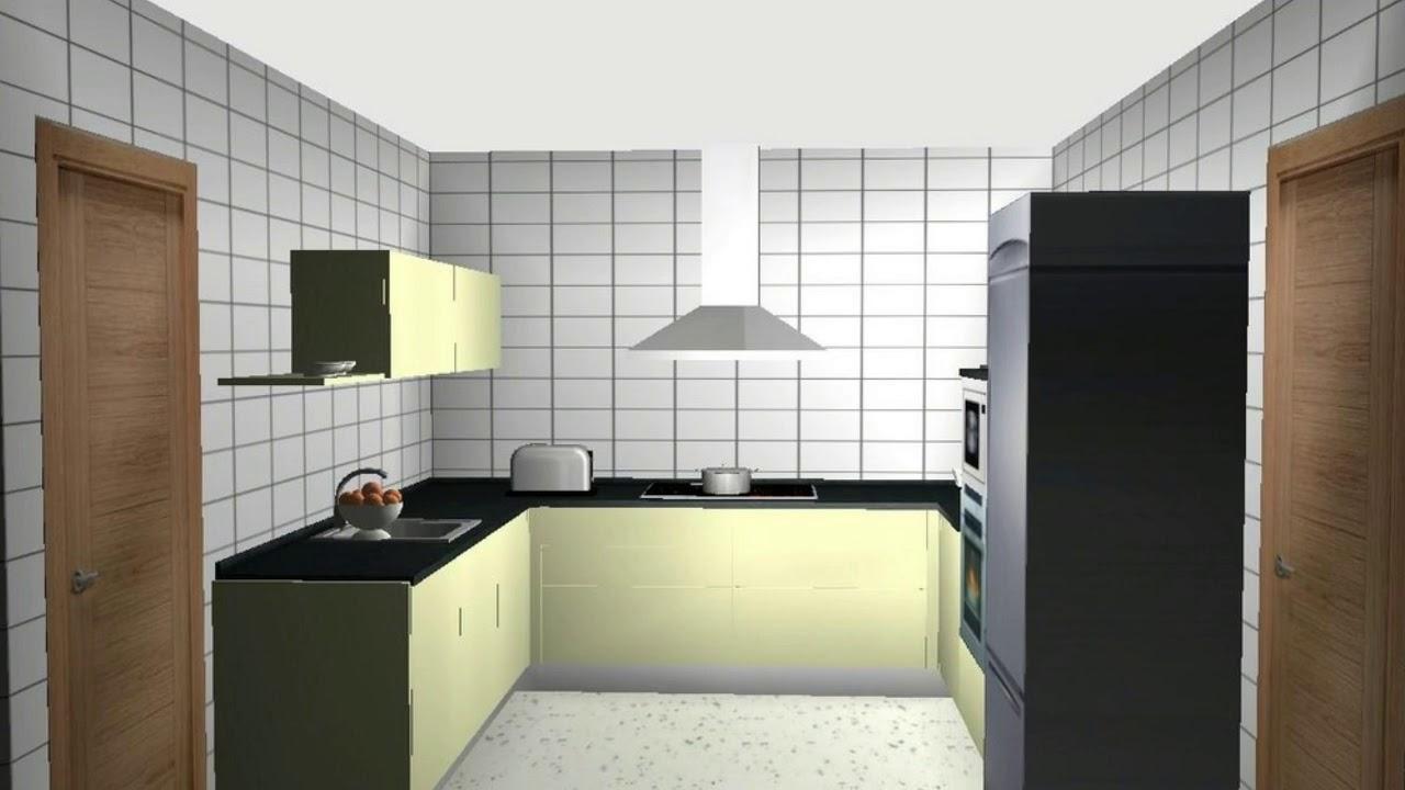 Software Diseño De Cocinas Gratis