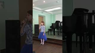 Ангеліна Рева Україно матусю моя