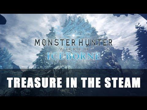 MHW Iceborne: Treasure in the Steam |