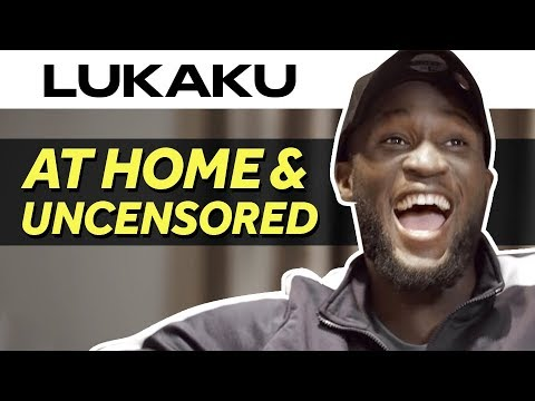 Romelu Lukaku: At Home and Uncensored with Taylor Rooks