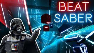 Wenn Darth Vader Drummer wäre 🎮 Beat Saber