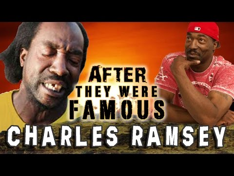 CHARLES RAMSEY - AFTER They Were Famous - Dead Giveaway Guy