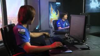 Hero vs Alicia - Game 1 - WCS AM Premier Quarter Finals