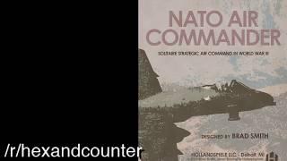 NATO Air Commander (Hollandspiele), Tactical Surprise Scenario