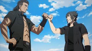 "Brotherhood Final Fantasy XV (multi-language subtitles) – Episode 3: ""Sword and Shield"""