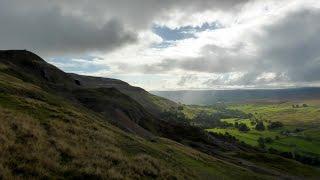 Reeth & Fremington Edge, Yorkshire Dales - 9 October 2016