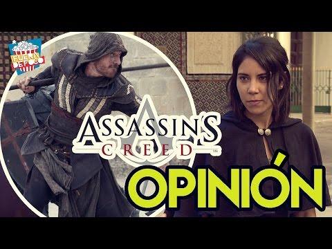 Assassins Creed - ¿Continúa la MALDICIÓN de Hollywood?