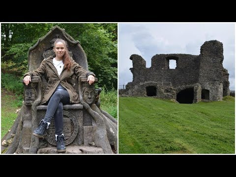 Castles and Thrones in Kendal. Lake District, UK [Vlog 2]