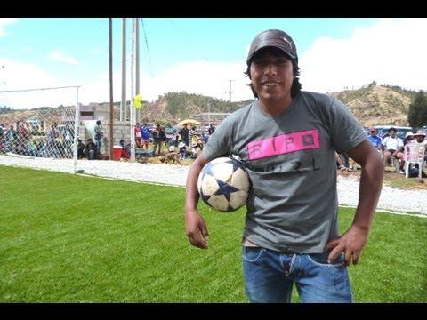 CHOLO JUANITO : La Rinconada en Anta - Cusco. PRIMICIA 2014