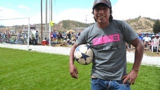 CHOLO JUANITO : La Rinconada en Anta - Cusco. PRIMICIA 2015