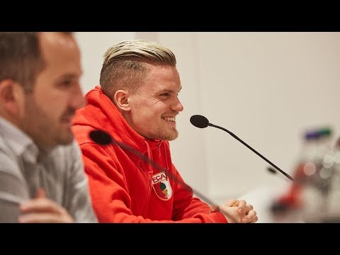 17/18 // Pressekonferenz vor Schalke // Baum & Max