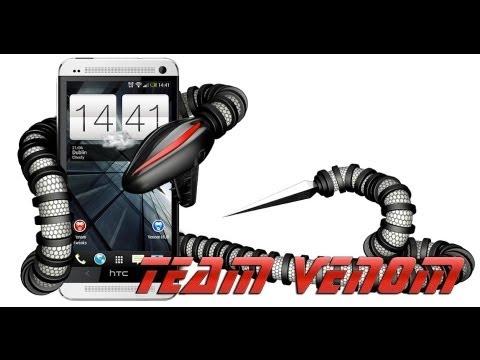 HTC One Team Venom Viper 1.0 CustomROM