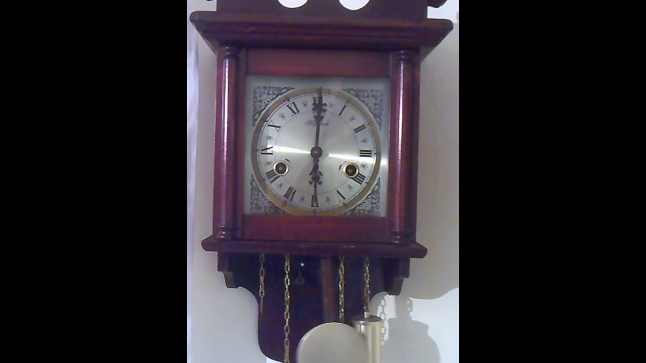 Highlands 31 day pendulum wall clock strikes on the hour and half highlands 31 day pendulum wall clock strikes on the hour and half hour amipublicfo Image collections