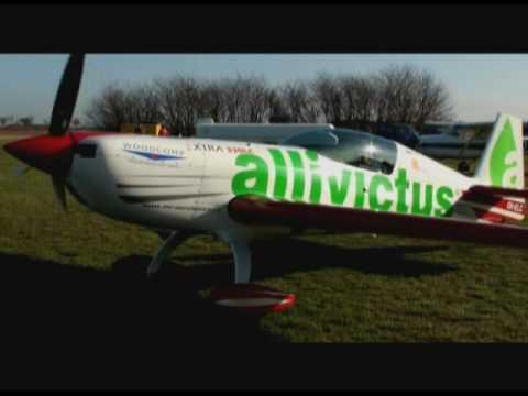 Letecká akrobacie, to je akrobatický let na maximum !