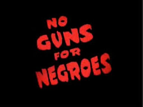 No Guns For Negroes