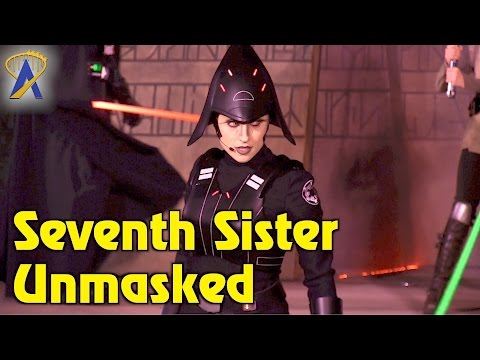 Thumbnail: Seventh Sister unmasked during Jedi Training at Star Wars Galactic Nights