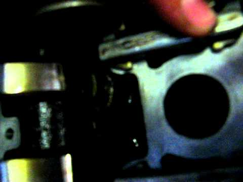 W124 500E M119 Camshaft oil lifter tubes by ChristianCohn