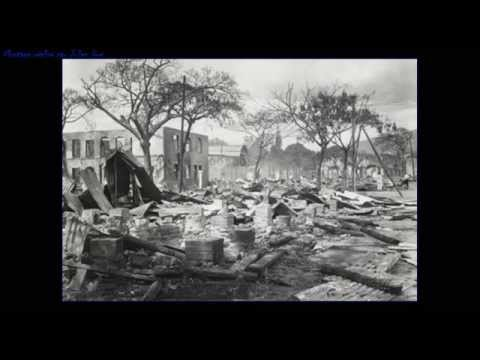 Papeete bombardée en 1914