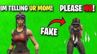 Kid Pretends To Be Me, Gets EXPOSED..