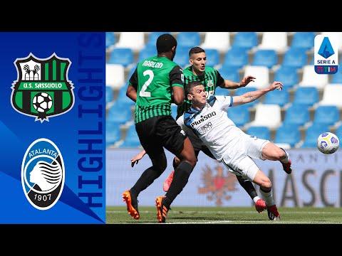Sassuolo Atalanta Goals And Highlights