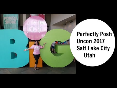 Perfectly Posh UNCON 2017 -Salt Lake City Utah