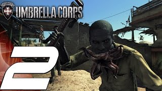 Resident Evil Umbrella Corps - Multiplayer Online Gameplay Part 2 - All Game Modes