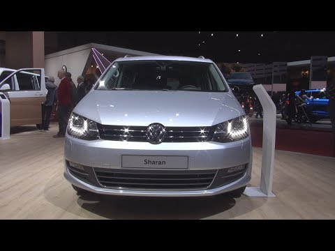 Volkswagen Sharan 2.0 TDI 177 hp 7-DSG (2019) Exterior and Interior