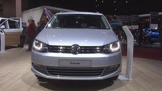 Volkswagen Sharan 2.0 TDI 177 hp 7-DSG (2019) Exterior and Interior