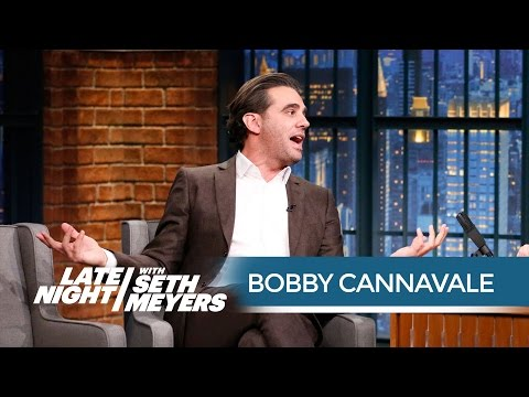 Bobby Cannavale Talks Hanging Out with Andrew Dice Clay on the Set of Vinyl