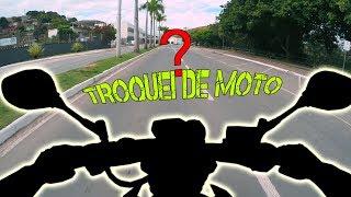 TROQUEI DE MOTO? »LORRAN018«