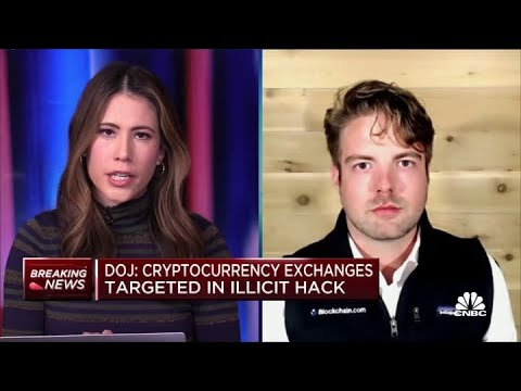 Blockchain.com founder on cryptocurrency hack