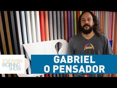 Gabriel, O Pensador - Morning Show - 16/11/17